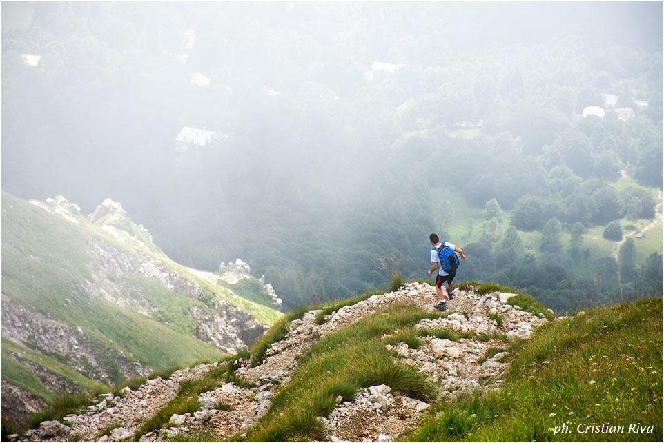 Nel magico mondo della Grignetta: cresta Cermenati