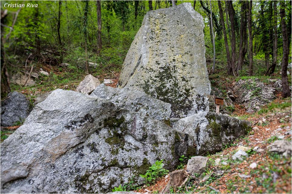 Monte Moregallo via Preguda: Sass di Culon