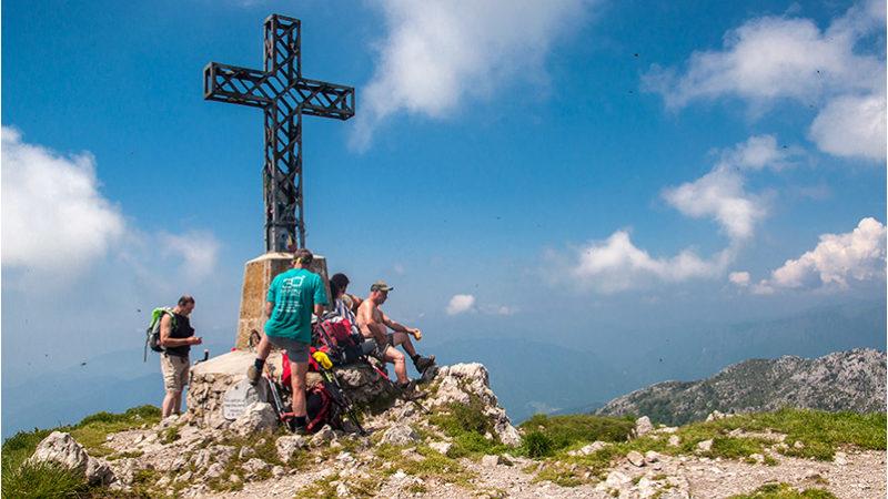 Escursione da Vertova al Monte Alben