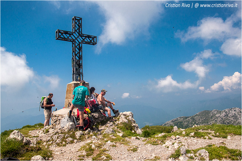 Monte Alben dalla Val Vertova