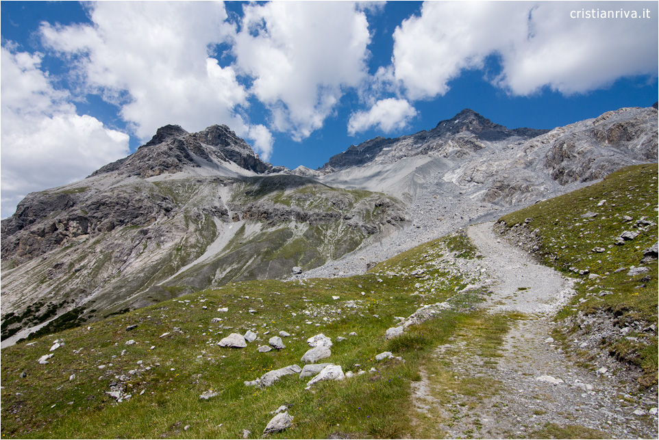 Val Zebrù e rifugio Quinto Alpini