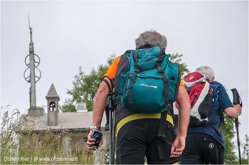In Cornagera coi Gitanti Gioiosi: sul monte Purito