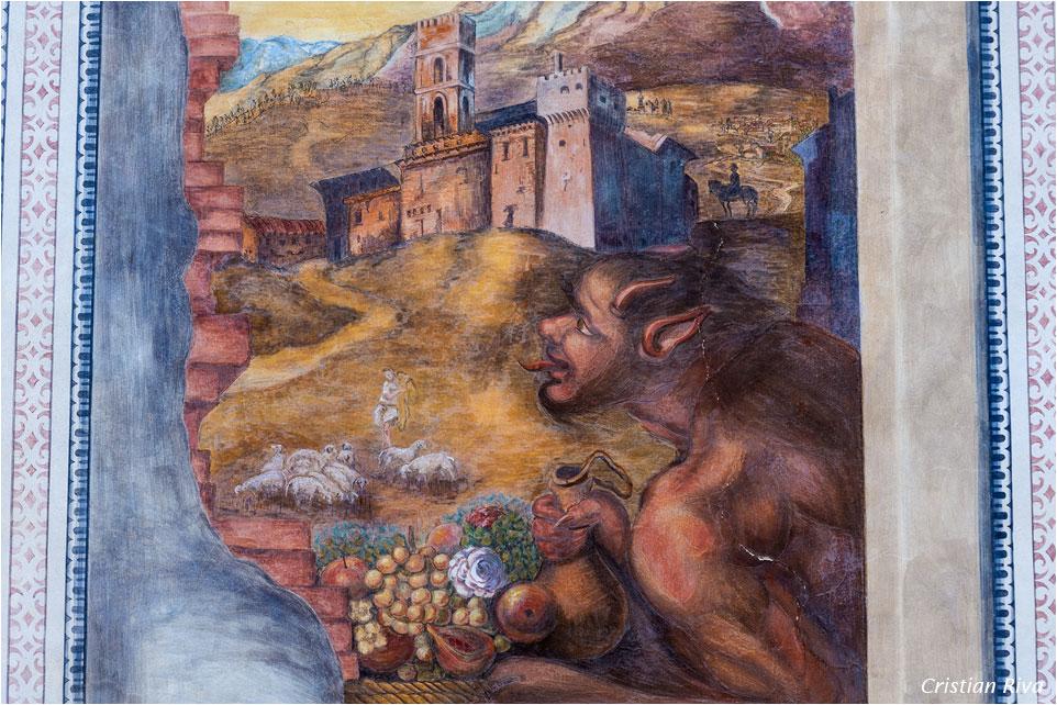Anello dei pizzi di Parlasco: dipinti di Parlasco