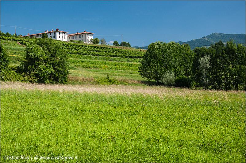 Bergamo, sentiero dei monasteri - Ramera