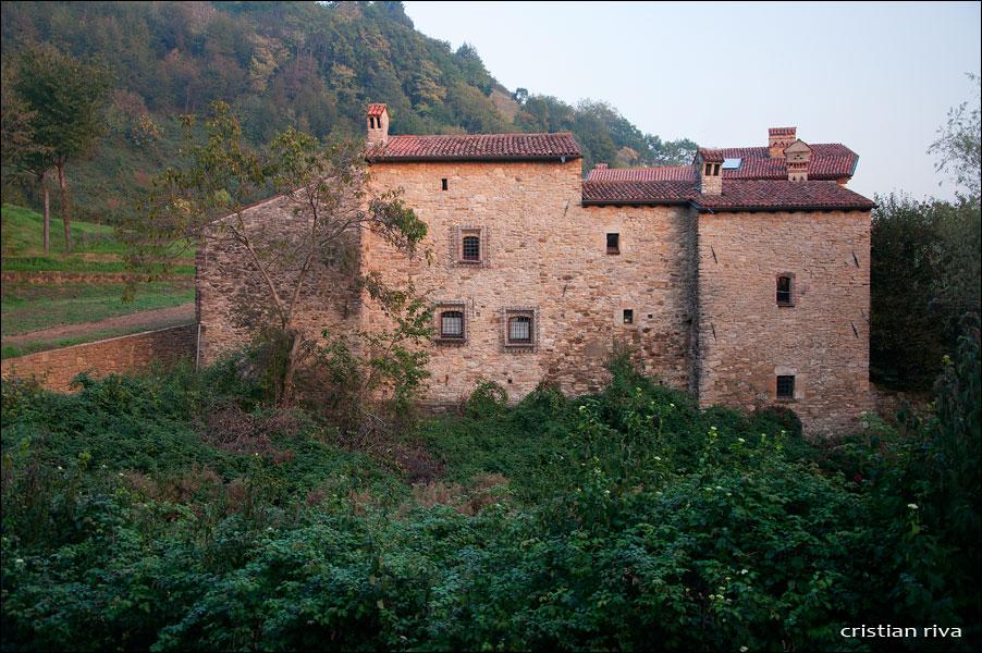 Sentiero Papa Giovanni XXIII: torre San Giovanni