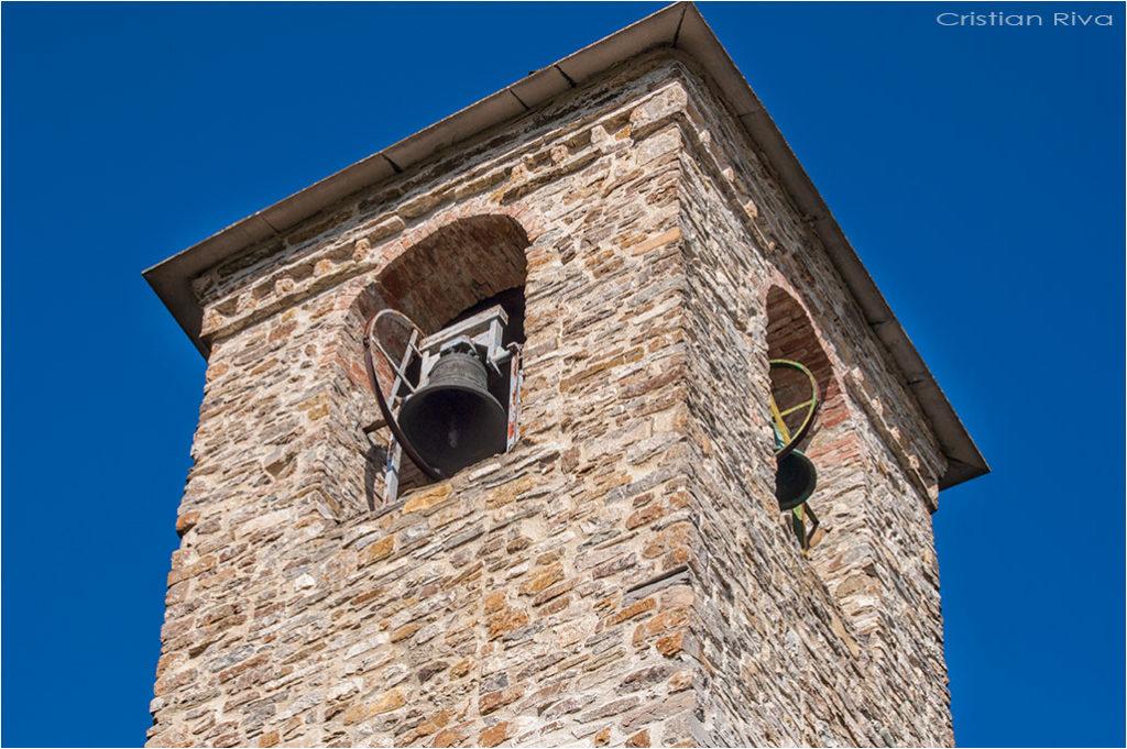 Val Trebbia e anello del Brugnello: il campanile