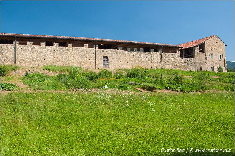 Bergamo, sentiero dei monasteri - Monastero di Valmarina