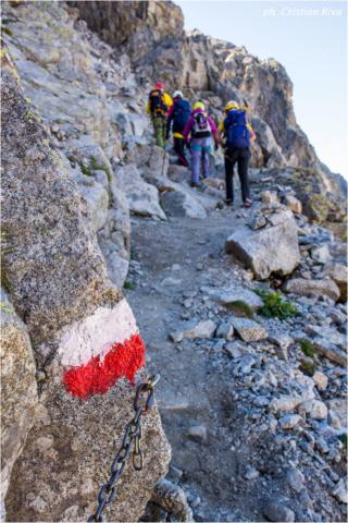 Sentiero dei Fiori: proseguendo verso Capanna Lagoscuro