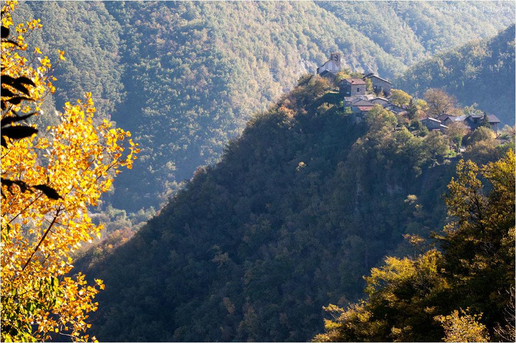 Val Trebbia e anello del Brugnello: Brugnello