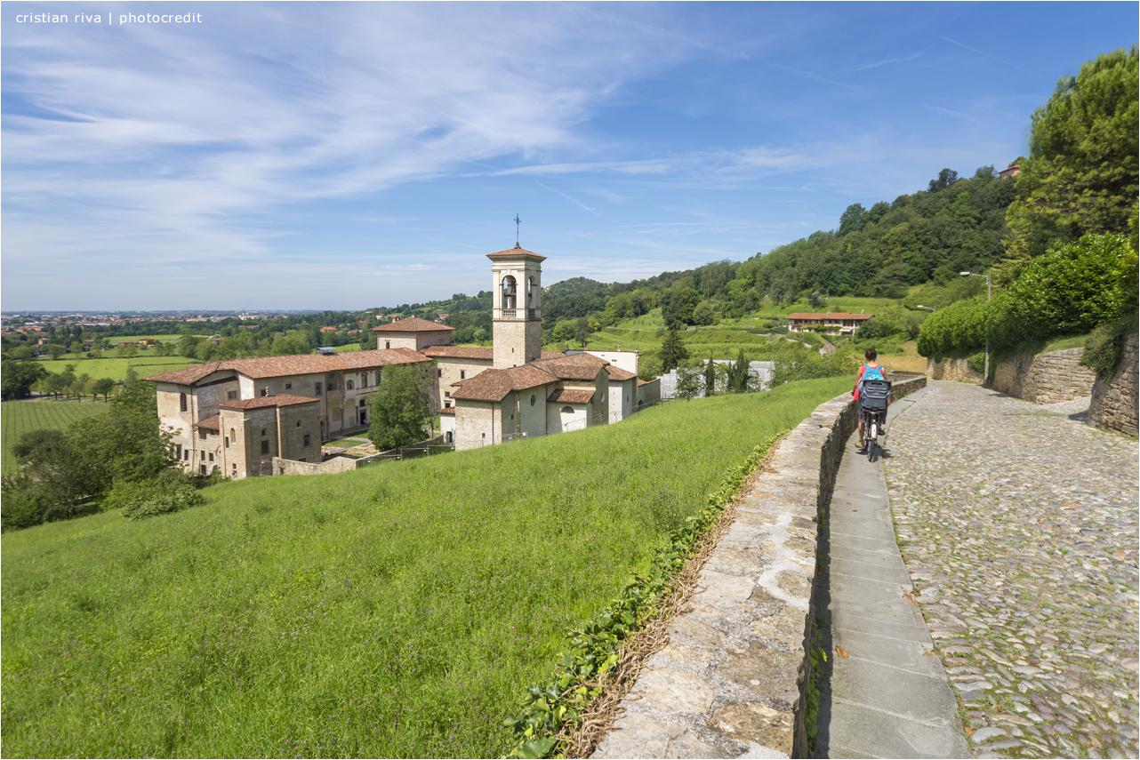 Le vie del verde in Bergamo