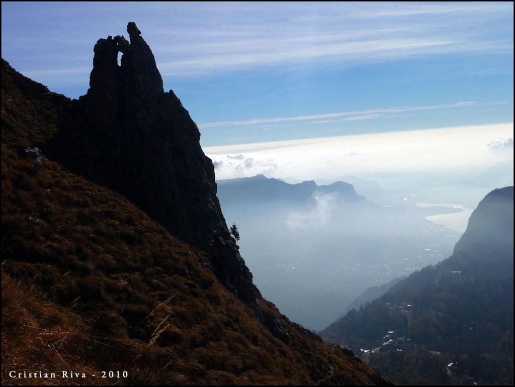 Grignetta - Sentiero della Direttissima