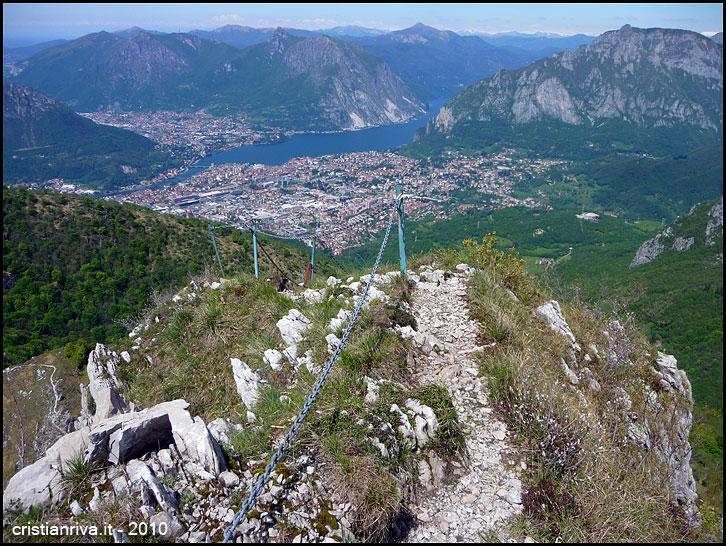 Sentiero della Cresta di Giumenta