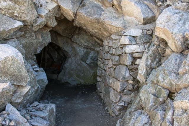 Sentiero dei Fiori: ingrasso alla grotta