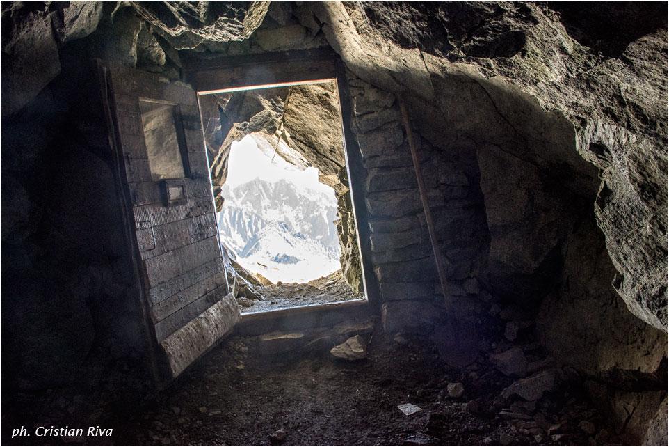 Sentiero dei Fiori: interno della grotta