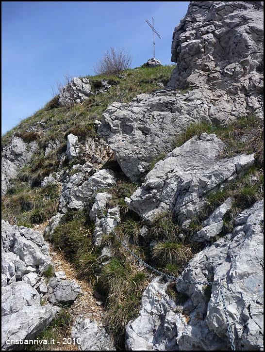 Cresta di Giumenta