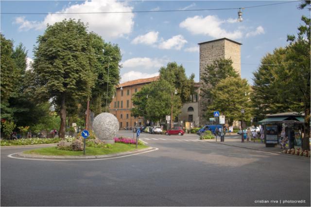 Bergamo - Le vie del Verde