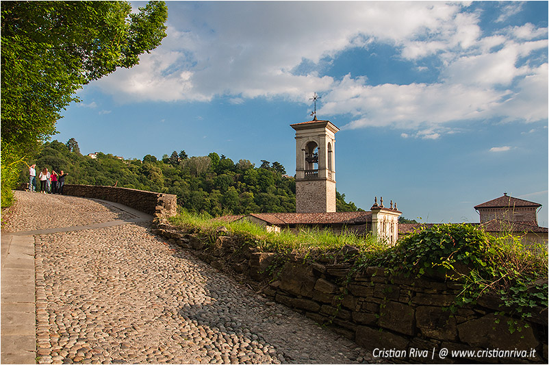 Val d'Astino: monastero e bosco dell'Allegrezza