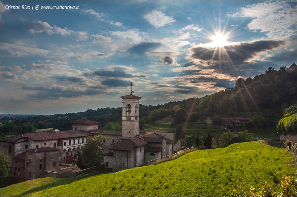 Monastero di Astino e Bosco Allegrezza