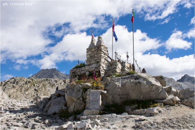 Sentiero dei Fiori: in memoria dei Caduti