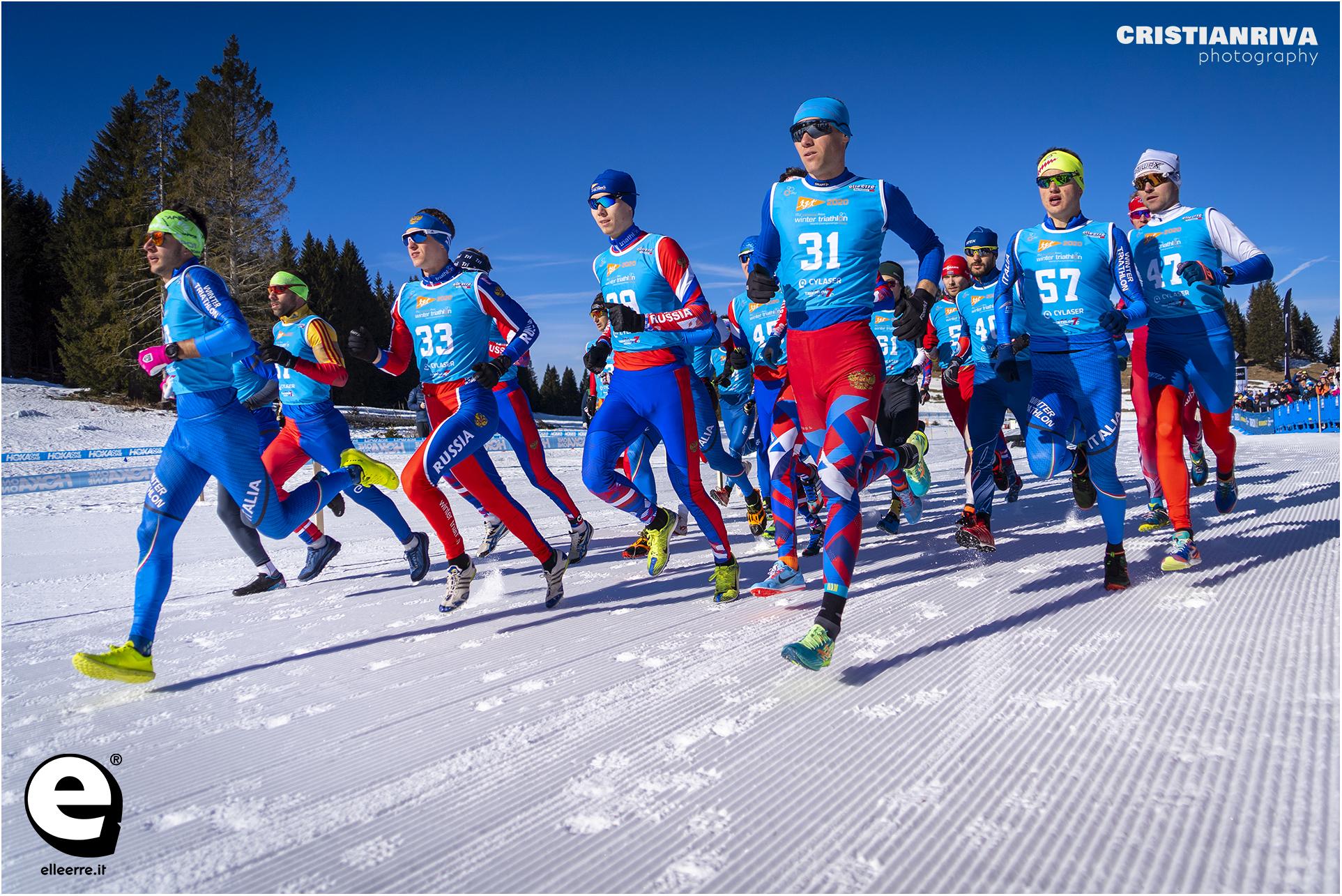 Winter Triathlon Asiago