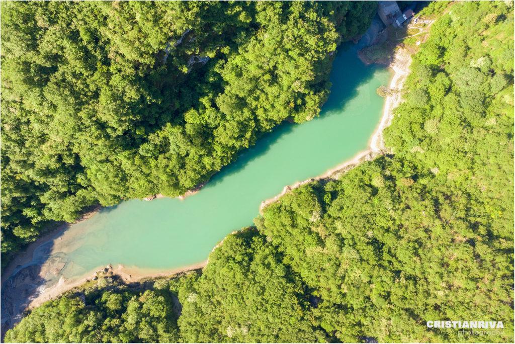 Rifugio Rino Olmo da Valzurio: lago azzurro