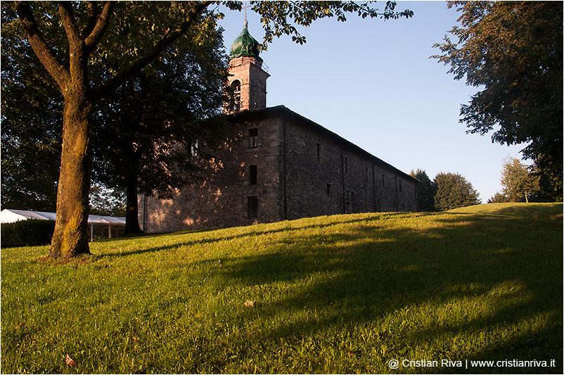 Valgandino Traversata tra i Pizzi: Santissima Trinità di Casnigo