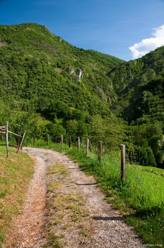 Alzano Lombardo e le pozze di Burro: val Formica