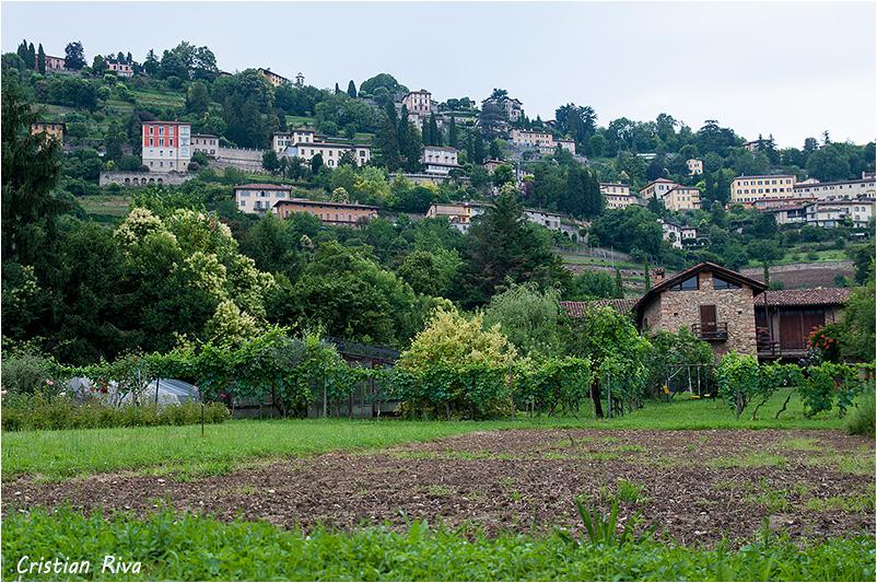 Bergamo, scaletta delle More