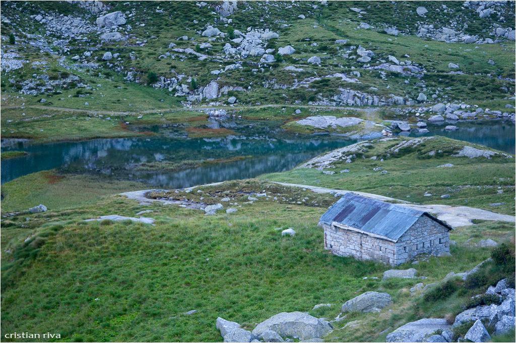 Monte Adamello via Terzulli: verso il rifugio Gnutti