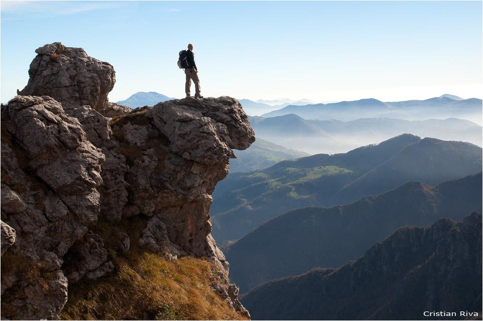 Monte Alben da Zambla