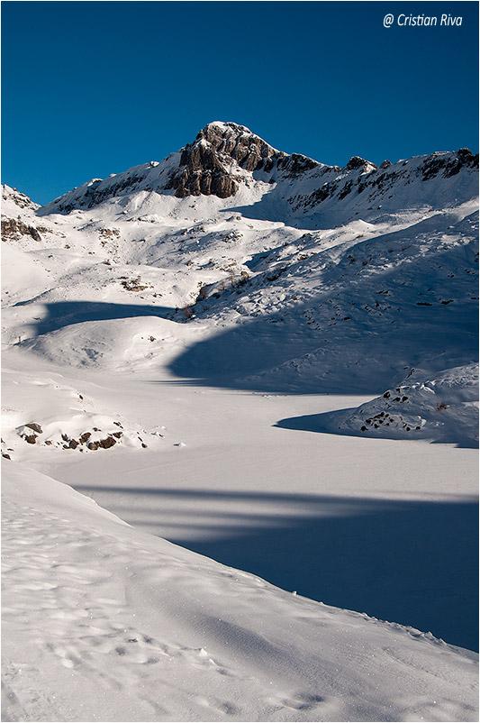 Ciaspolata Monte Frerone: la Val Fredda