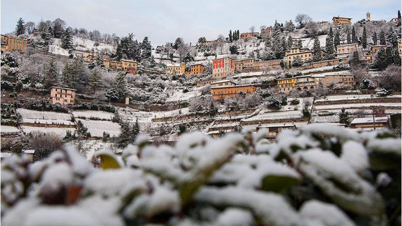 Bergamo - Scaletta Fontanabrolo