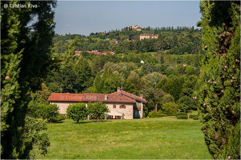 Bergamo, scaletta Ripa Pasqualina
