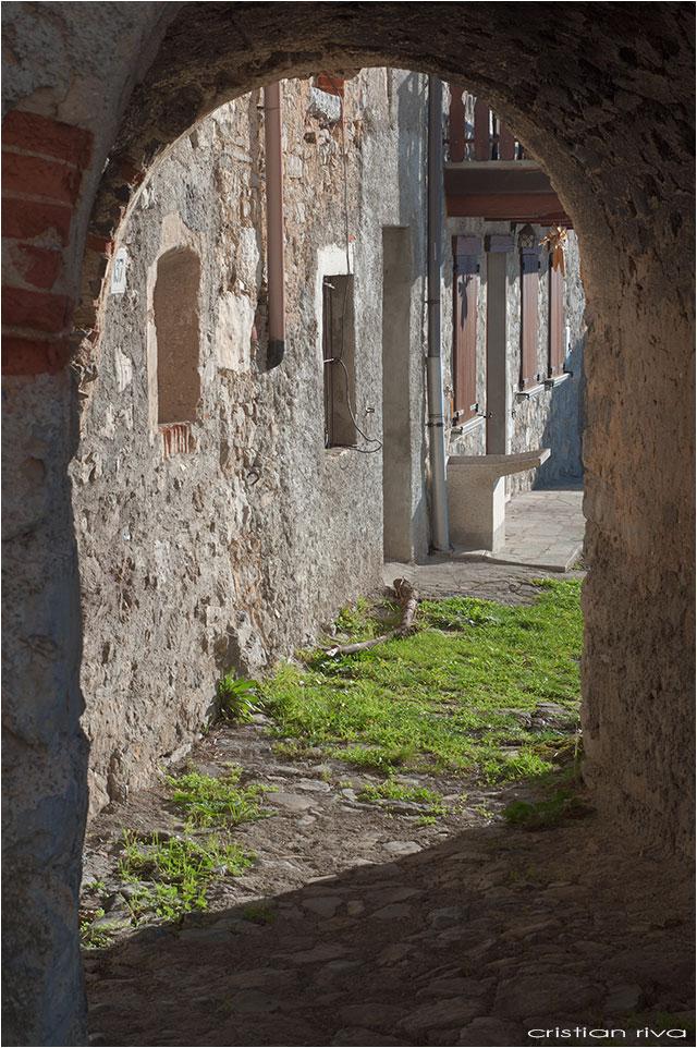 Escursione sul monte Molinasco: il borgo di Cà Boffelli