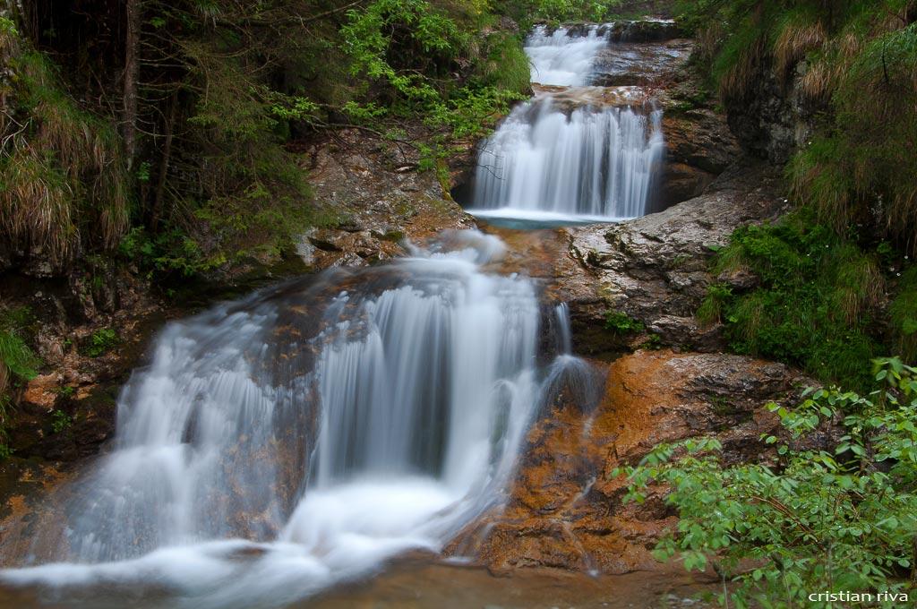 Monte Ferrante da Valzurio: torrente Ogna