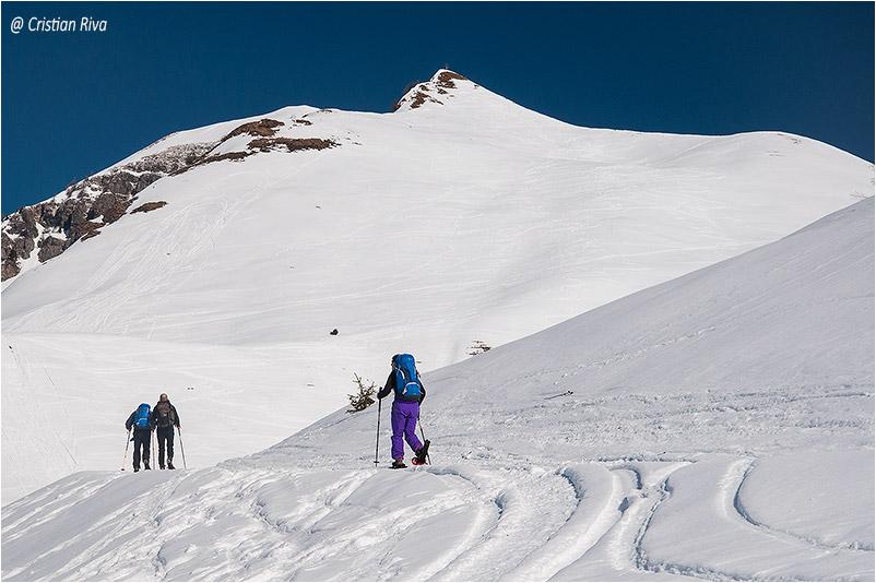 Monte Campioncino: la meta