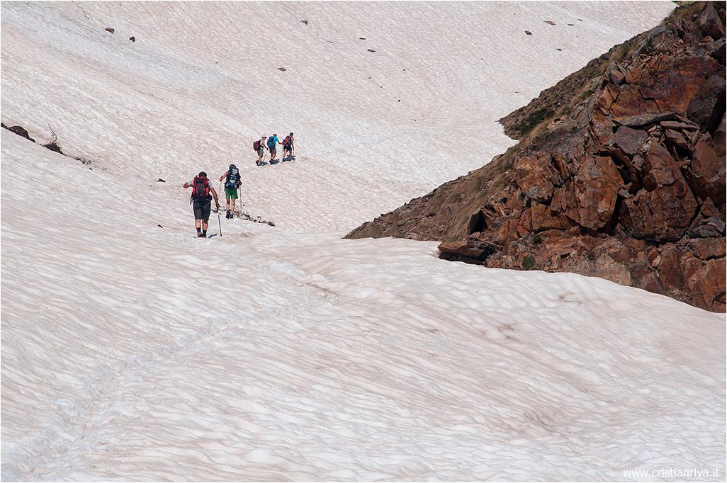 Disgelo ai Laghi di Valgoglio