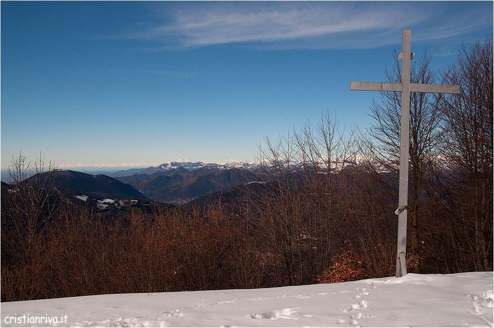 Colli di San Fermo: monte Ballerino
