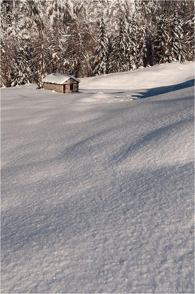 Ciaspolata Alpe Granda