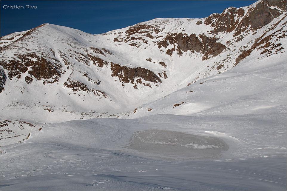 Ciaspolata su monte Avaro e monte Triomen