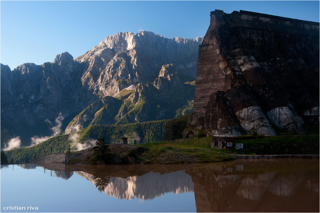 Monte Gleno: la valle del Gleno