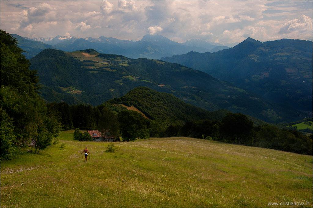 Monte Poieto e Valle del Gru