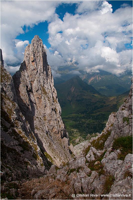 Cimon della Bagozza: Torre Nino