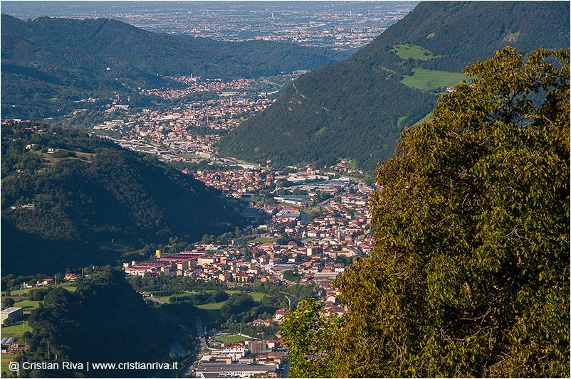Valgandino Traversata tra i Pizzi: la valle Seriana