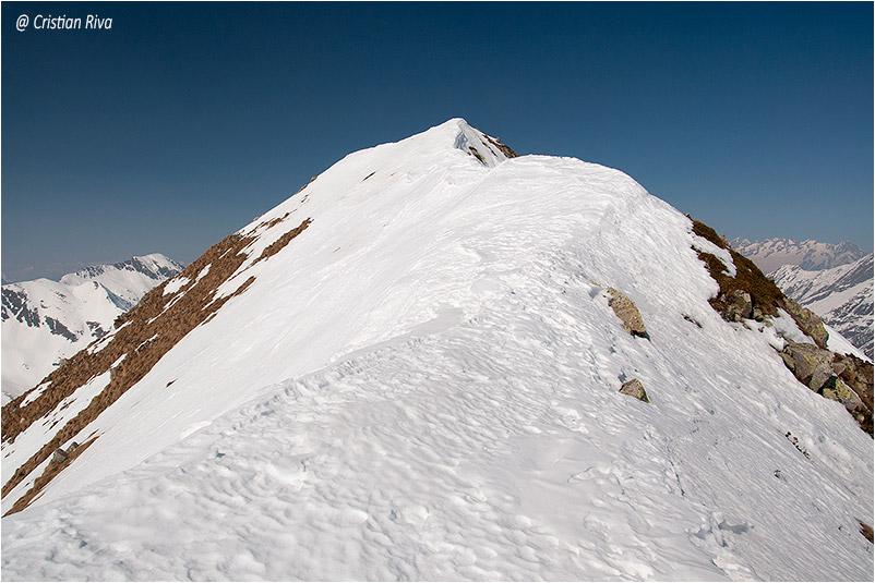 Ciaspolata su Monte Arete e Valegino