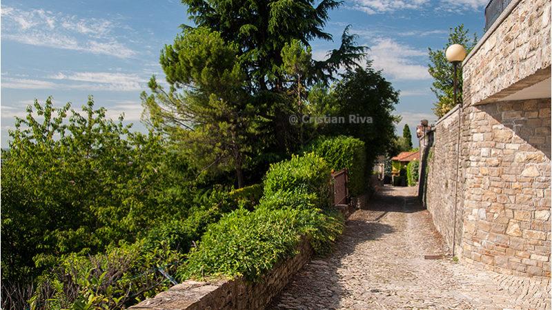 Bergamo - Scaletta Ripa Pasqualina
