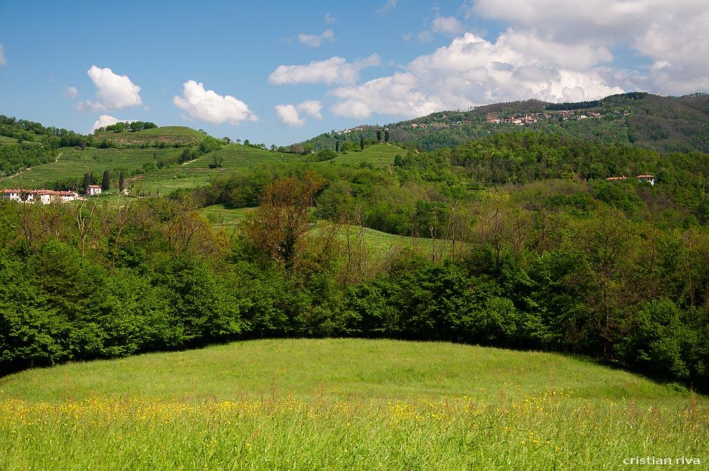 Parco di Montevecchia e Valle del Curone