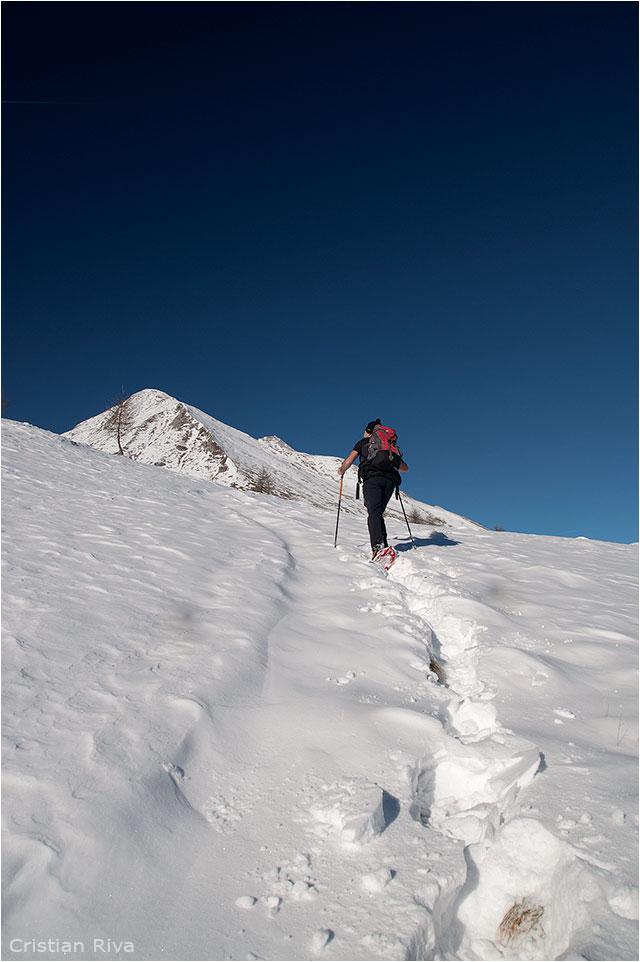 Ciaspolata sul Monte Arano