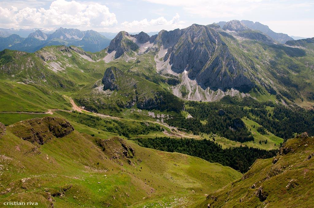 Val Sedornia: Calvera - Vigna Soliva - Pizzo Corna: la val Sedornia