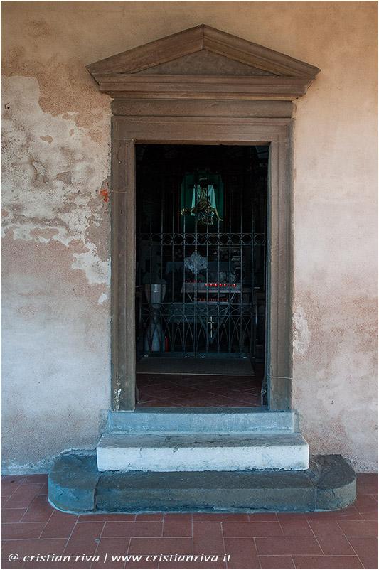 Bergamo, sentiero Ilaria: il santuario di Sombreno